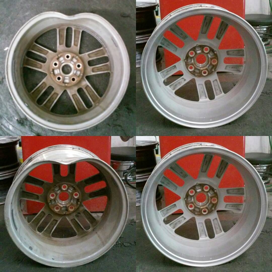 Alloy wheel repair Atlanta GA
