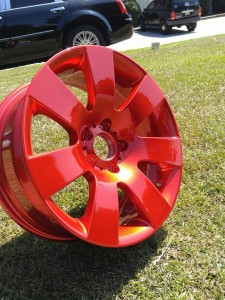 Wheel Refinishing Atlanta