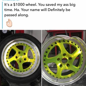 Bent Wheel Repair Atlanta